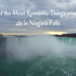 10 of the Most Romantic Things you can do in Niagara Falls
