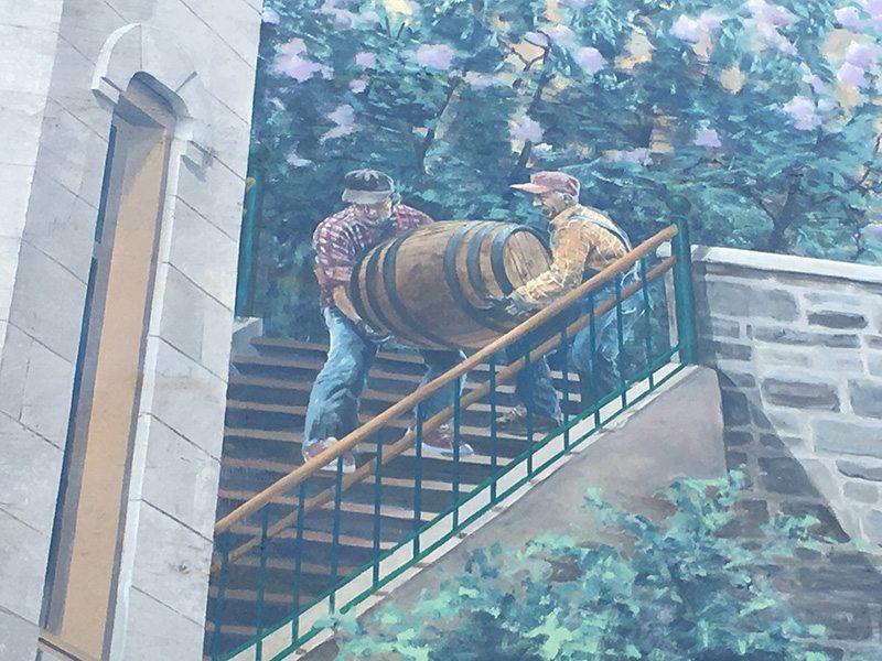 A Walking Food Tour of Quebec