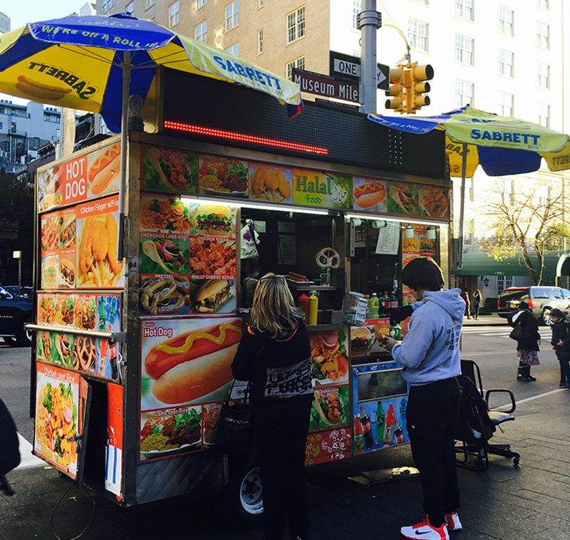 hot-dog-nyc