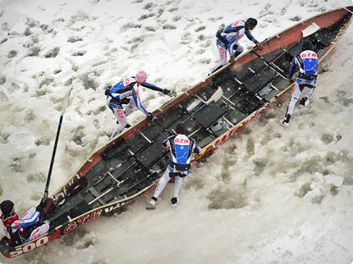 ice-canoe