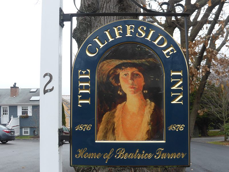 Style at Cliffside Inn Newport, Rhode Island