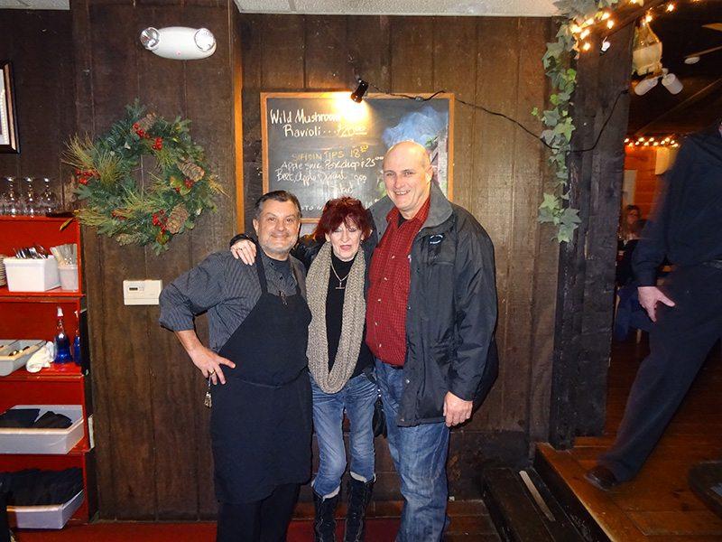 Cucina Casalinga in Stowe, Vermont