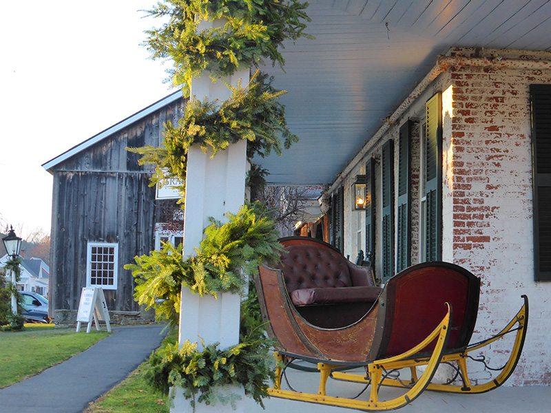 Pretty as a Picture, Grafton Inn Vermont