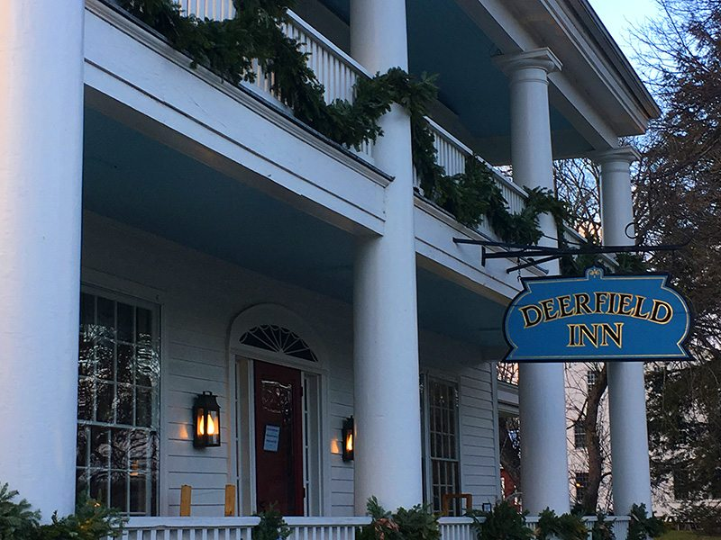 Stepping Back in Time at The Deerfield Inn, MA