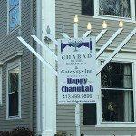 Happy Chanukah from Gateways Inns and Restaurant, MA