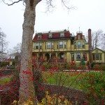 Visiting Newport, Rhode Island and staying at the Cliffside Inn Newport.