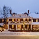 The Green Mountain Inn in the Charming Village of Stowe, VT