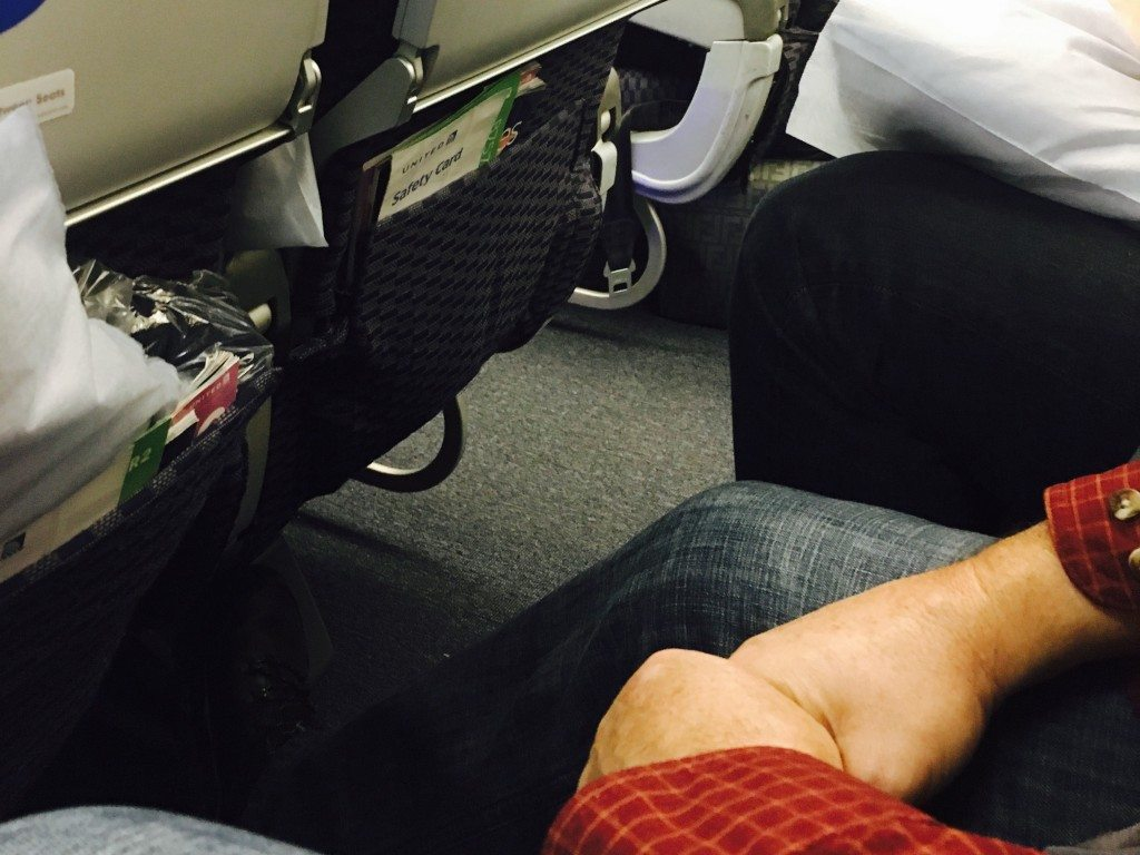 Economy Plus at United Airlines