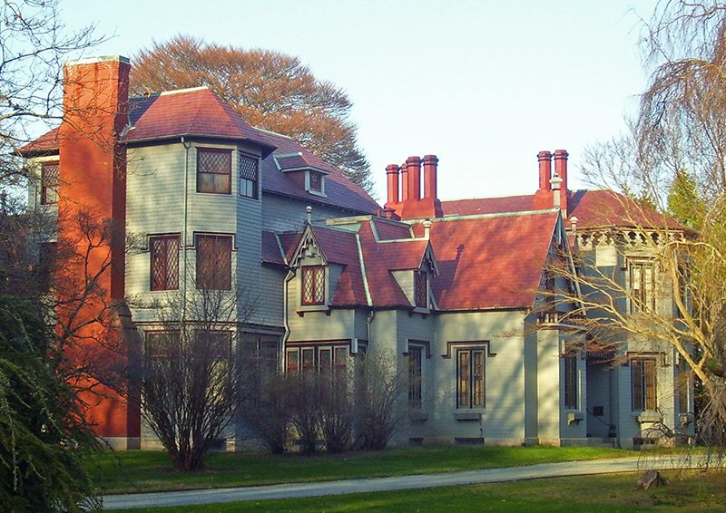 Exploring the Newport Mansions of Rhode Island