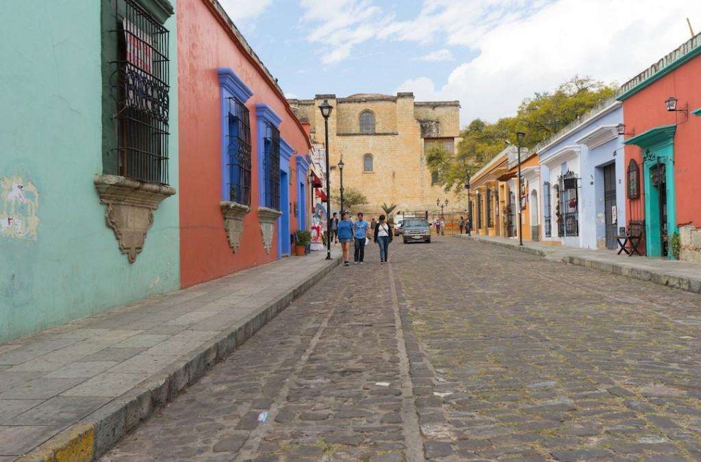 El Centro Mexico – Outside my Front Door
