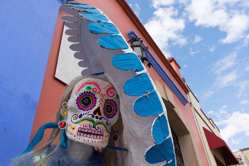 El Centro, Mexico – Outside my Front Door