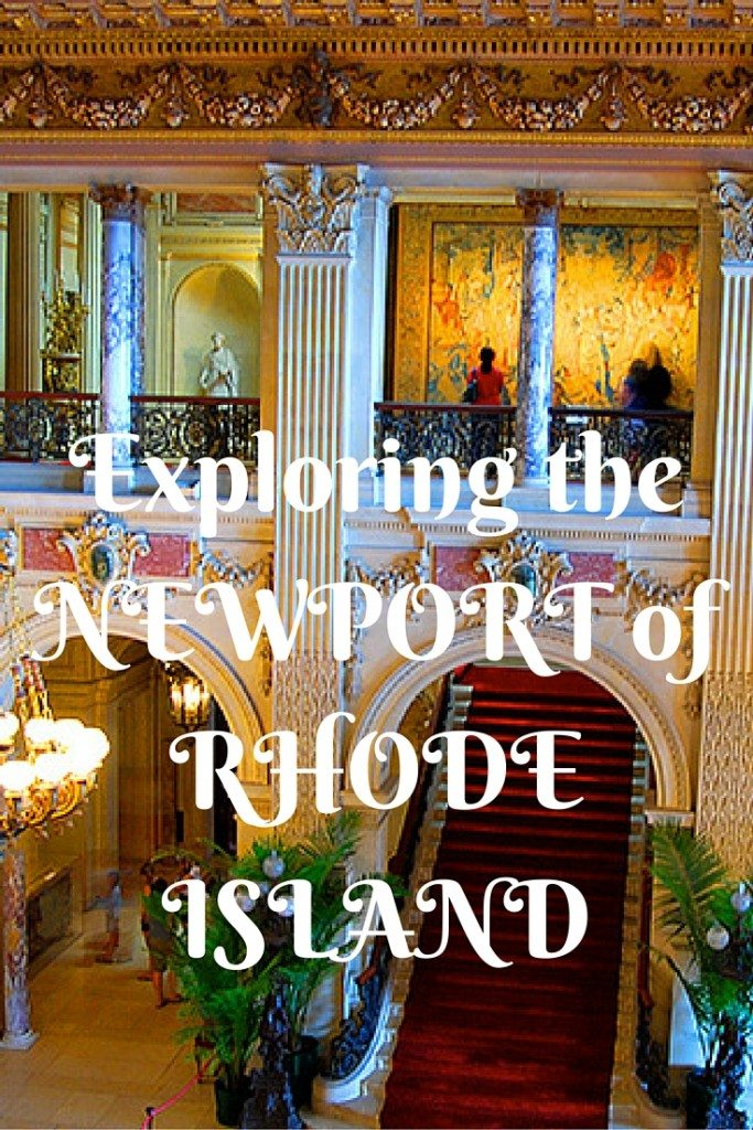 Exploring the NEWPORT of RHODE ISLAND