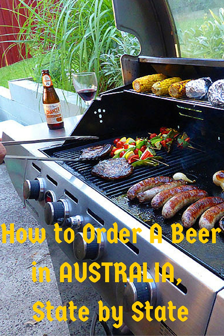 How to Order A Beer in Australia – State by State