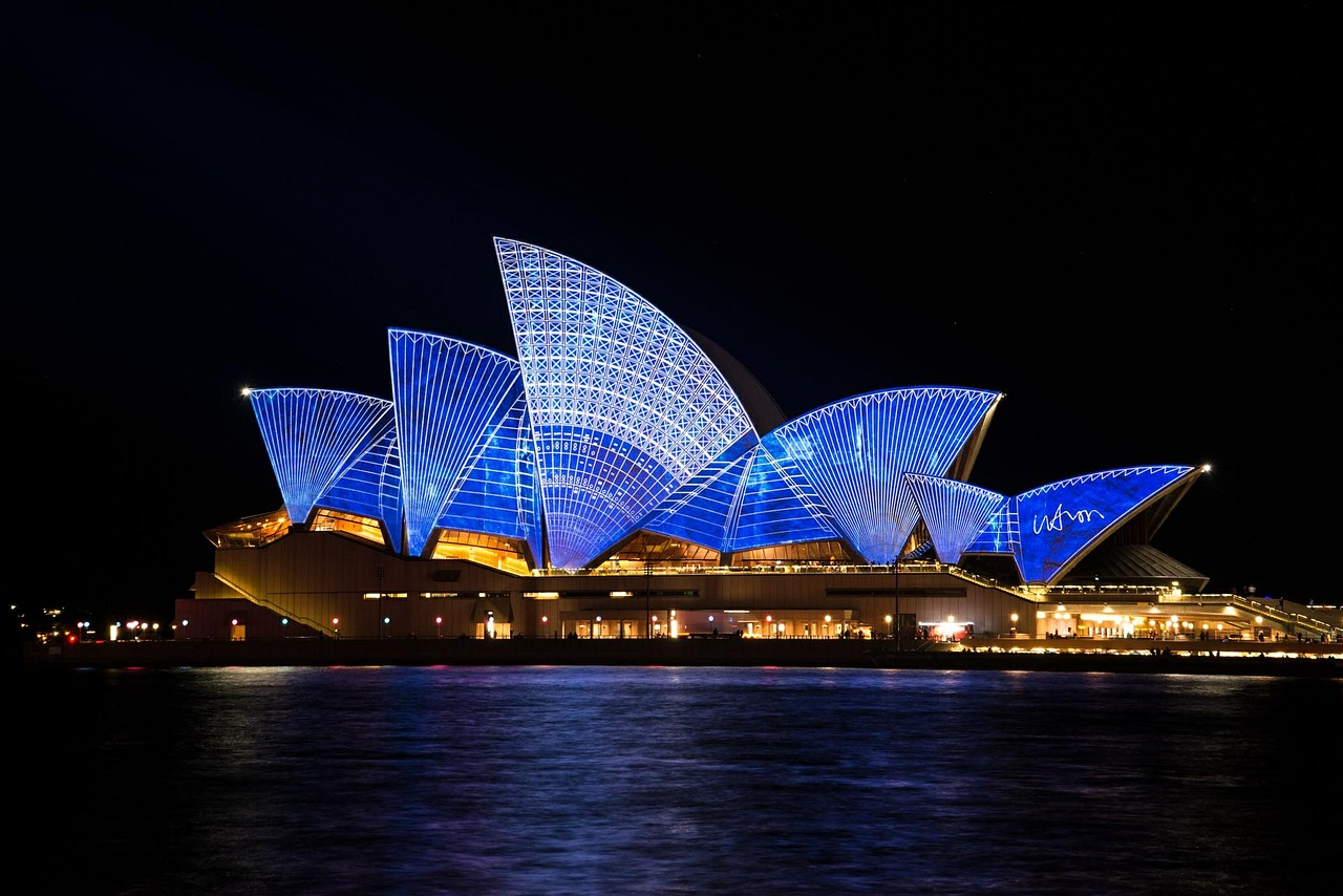 11 interesting facts about the sydney opera house for Sydney opera housse