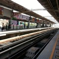 Stay near the BTS and MRT in Bangkok. This mass transit system makes it easier to get around this very congested and humid city.