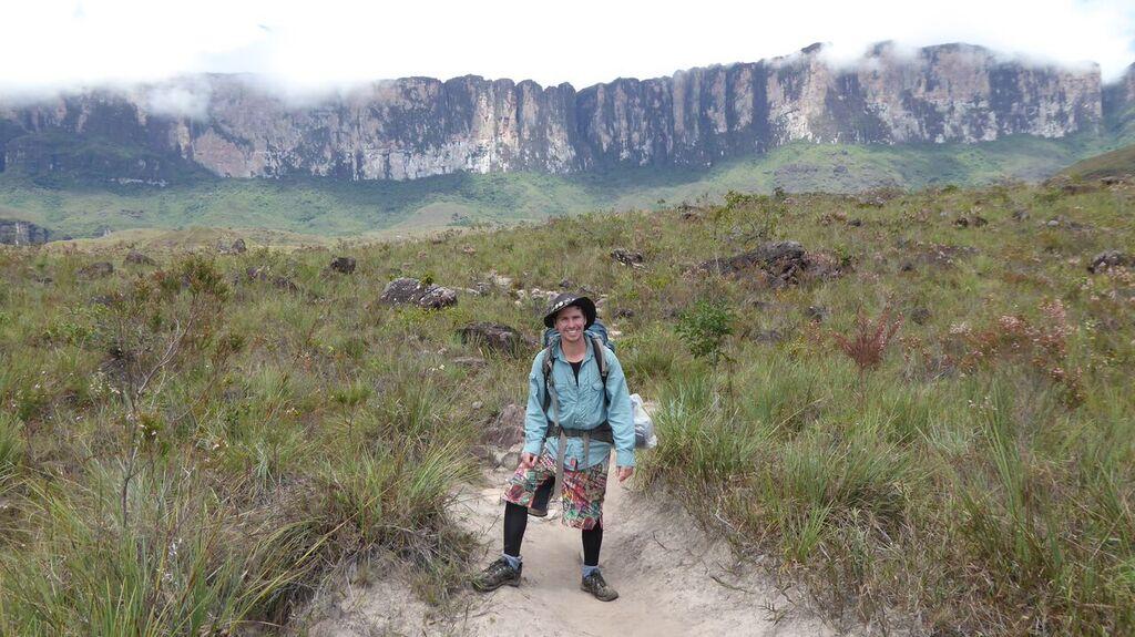 A Venezuela Adventure Guide by Will Hatton
