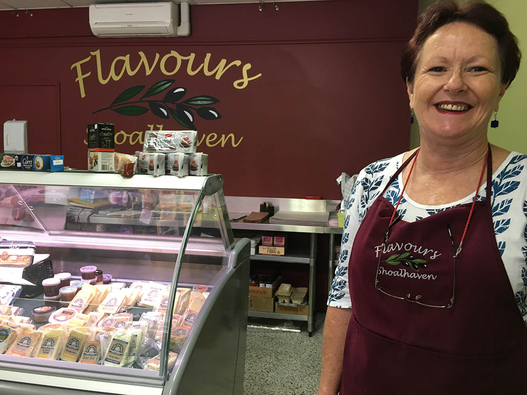 Meet Lynley of Flavours Shoalhaven
