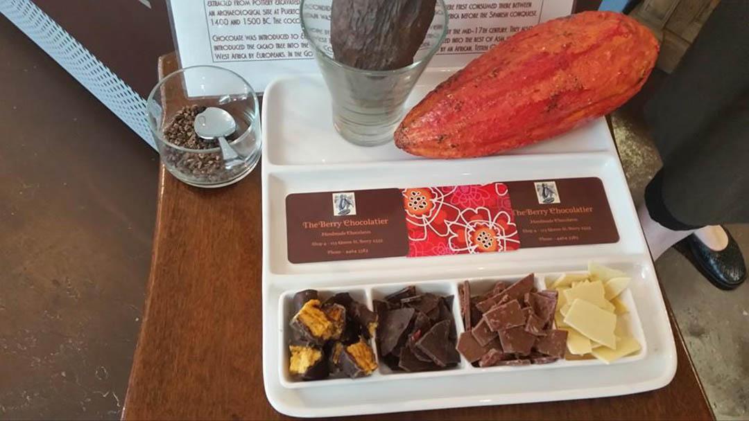 Sonya of The Berry Chocolatiers