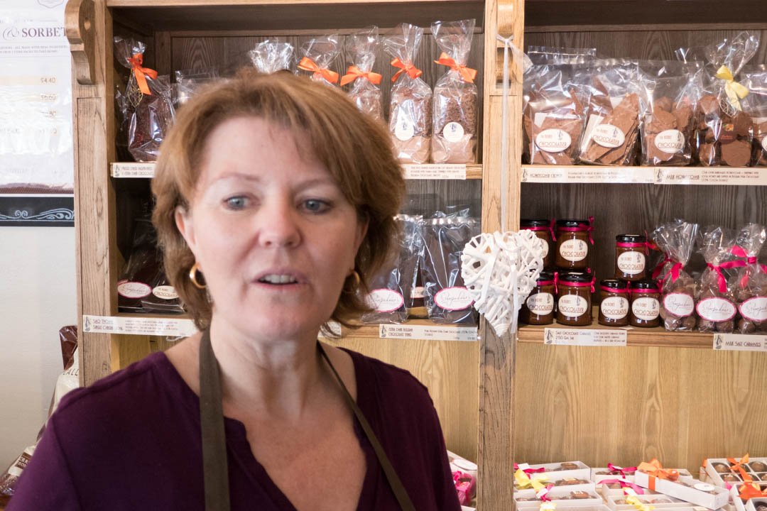 Sonya of The Berry Chocolatiers