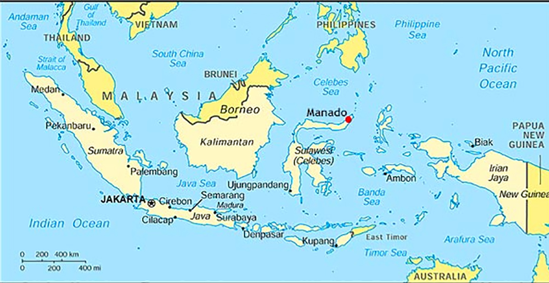 Why Visit Manado In Northern Sulawesi Indonesia