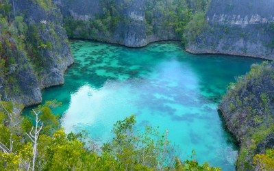 Raja Ampat – Where Nature PhotoShopped it For You