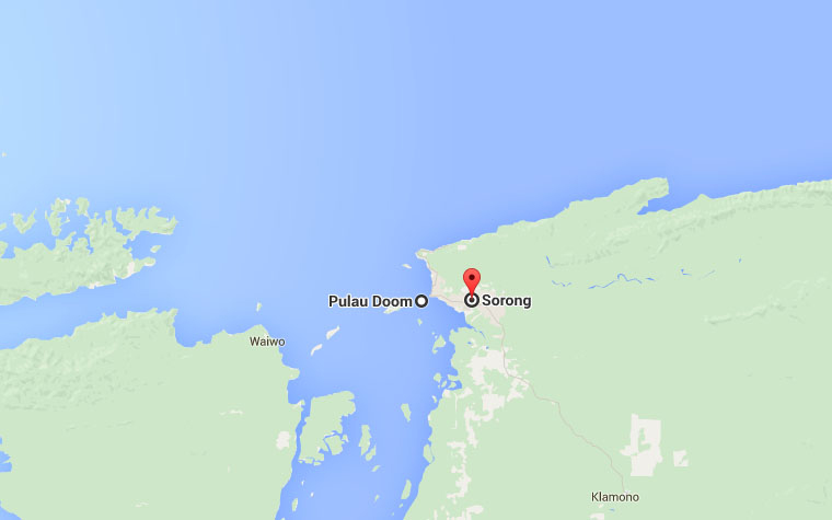 Doom-Island-in-West-Papua-Indonesia