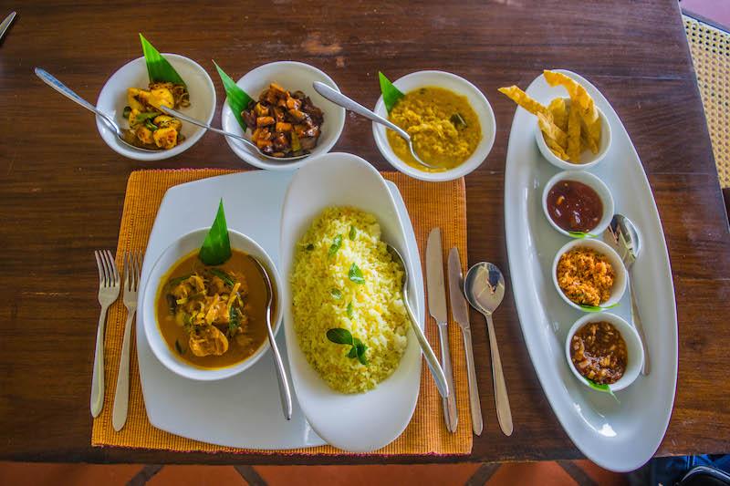 Chicken Curry from SRI LANKA