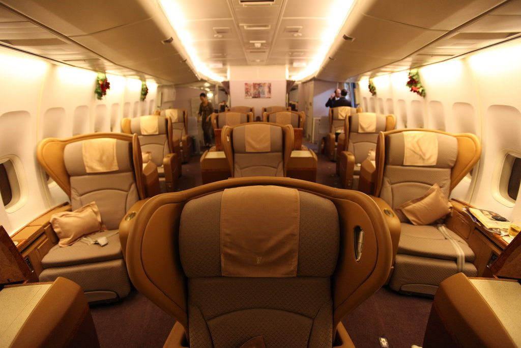 How to Fly First Class or Business Class Cheaply