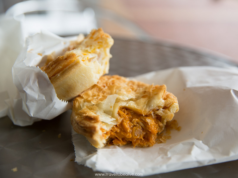 Pies from New Zealand