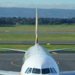 International Flight with Tigerair Australia