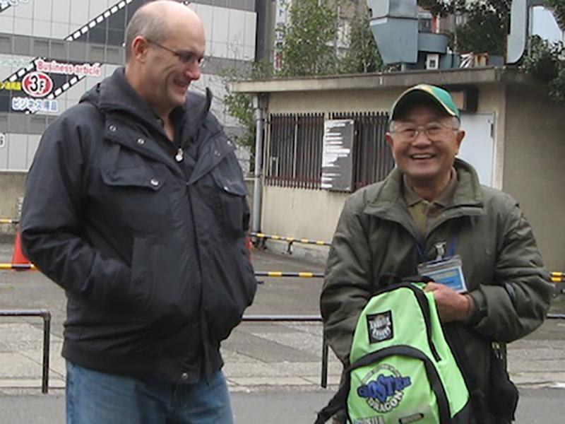 Get a Volunteer Tour Guide in Tokyo
