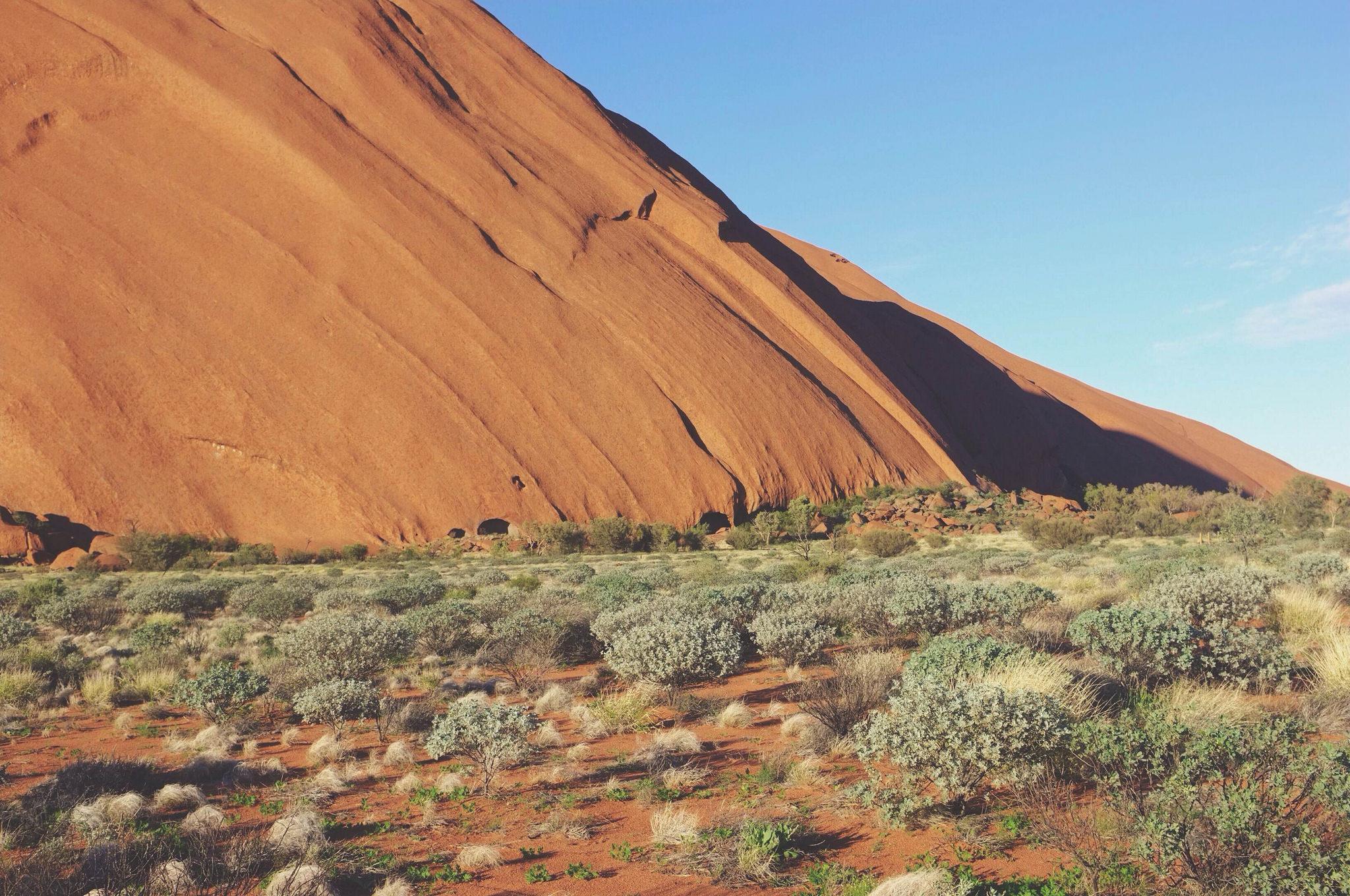 Organizing A Campervan Trip To Uluru