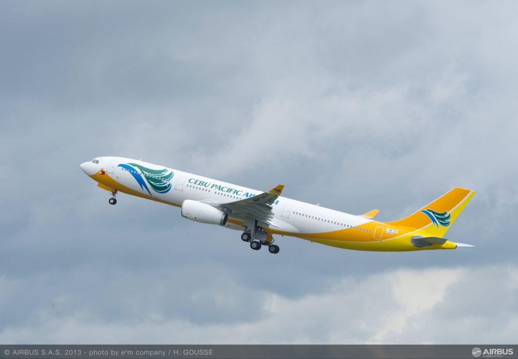 Sydney to Manila on Cebu Pacific Air