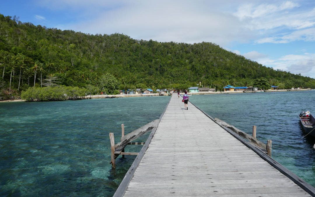 Discovering Yenbuba Village in Raja Ampat