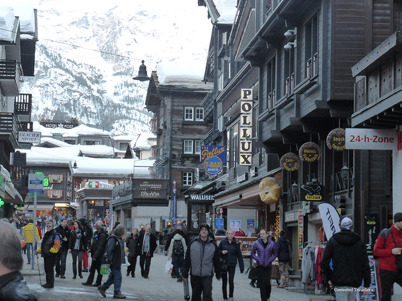 Top 10 Reasons To Visit Zermatt