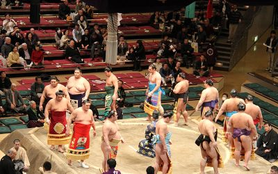 How to Watch Sumo Wrestling Tournaments in Japan