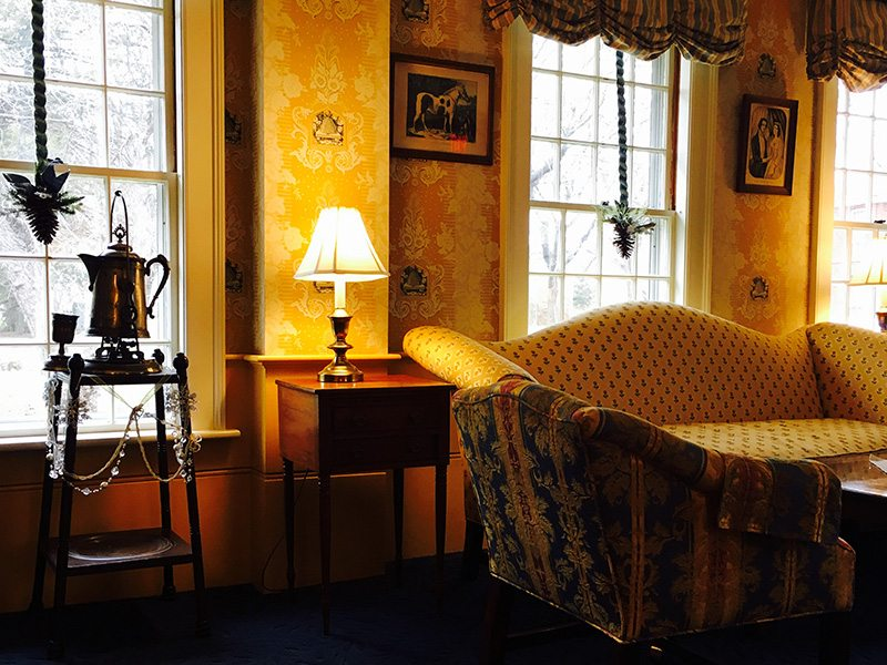 Top 12 New England Inns that Shout Gilmore Girls