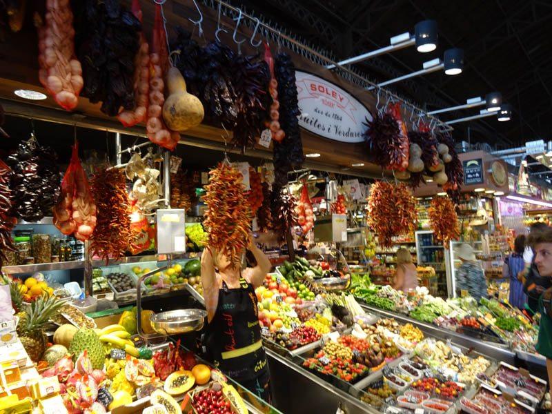 Discover The Neighborhoods of Barcelona