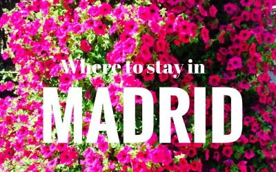 Where to stay in Madrid – a travel guide to Madrid's neighbourhoods