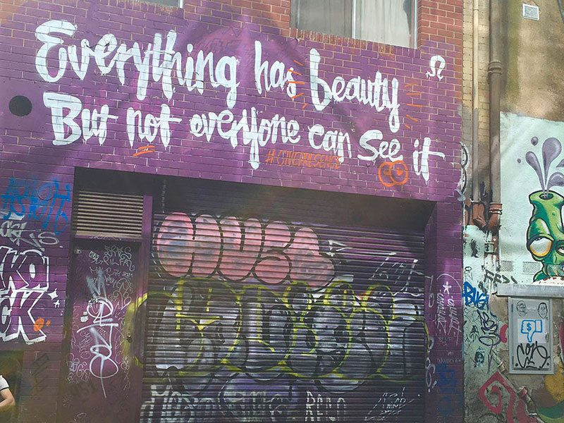 Best Places to See Street Art in Melbourne