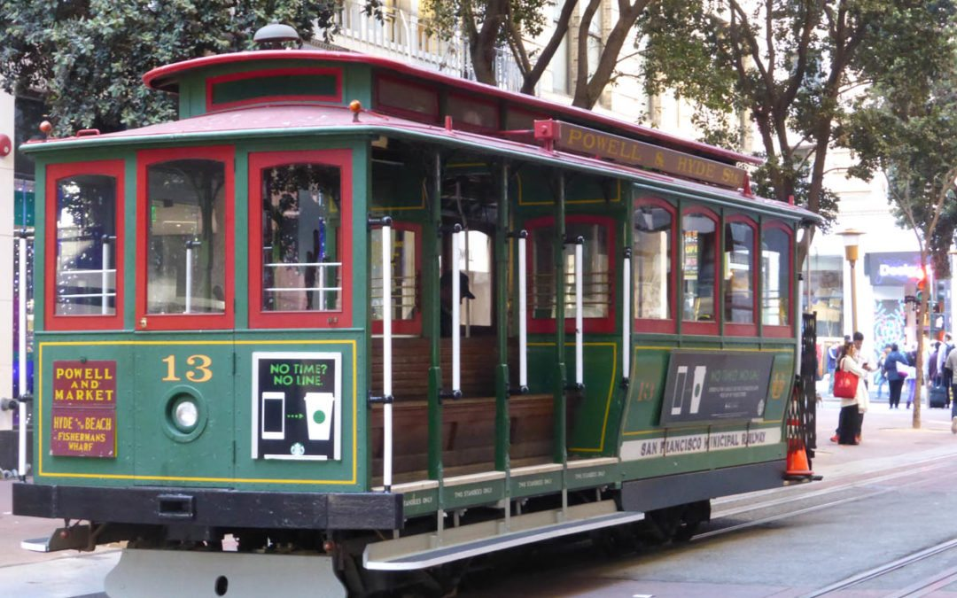 All About the Cable Cars of San Francisco