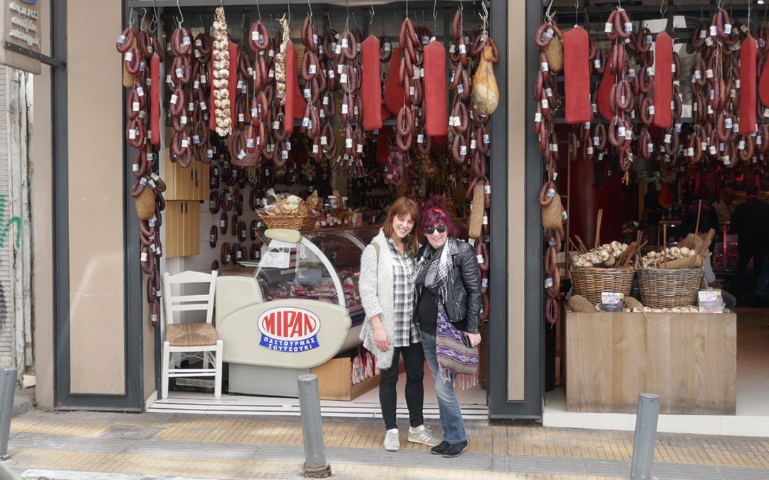 Do a Food Walking Tour of Athens with a Local