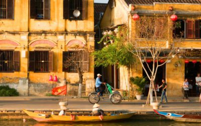 Hoi An, The Yellow City of Vietnam