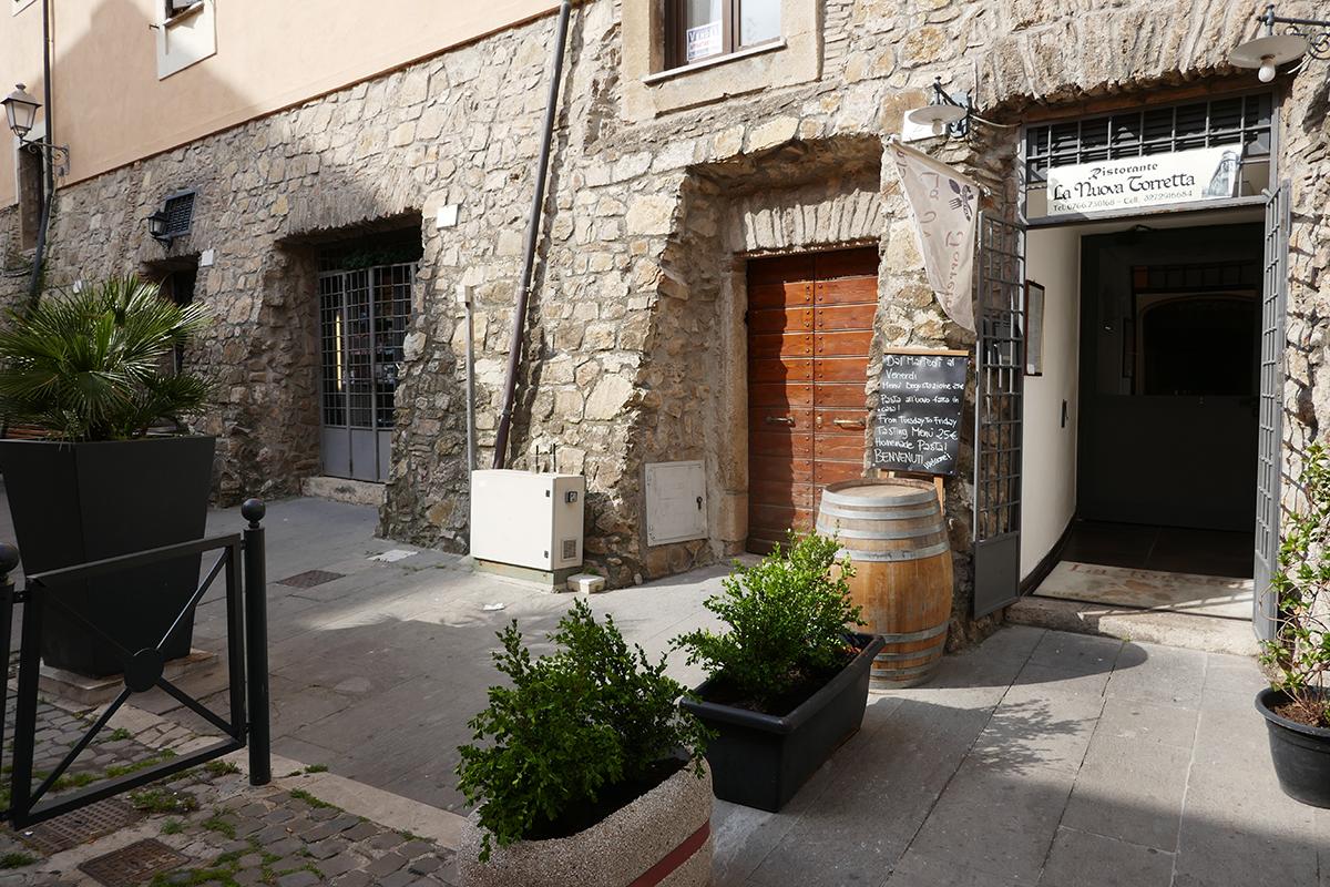 Port of Civitavecchia in Italy