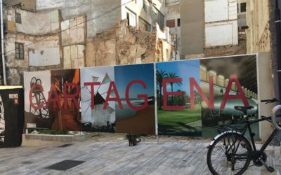 Eating Tapas and Exploring Cartagena in Spain