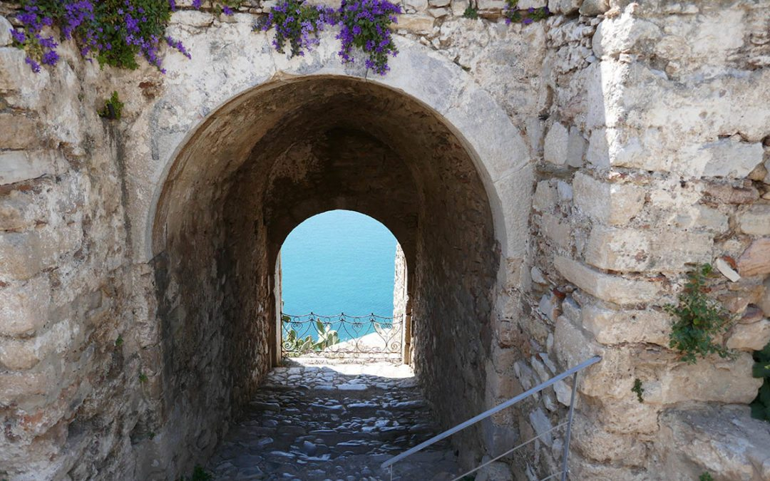 Exploring Naplfio or Navplion in Greece