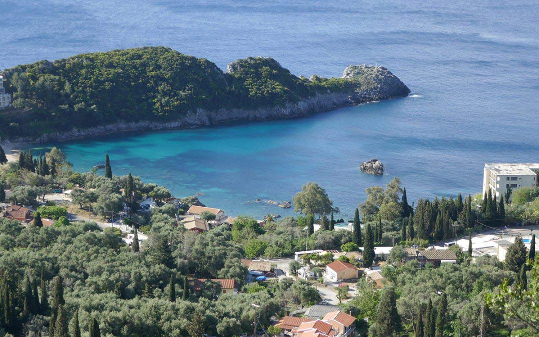 Nick the Greek and Exploring the island of Corfu in Greece
