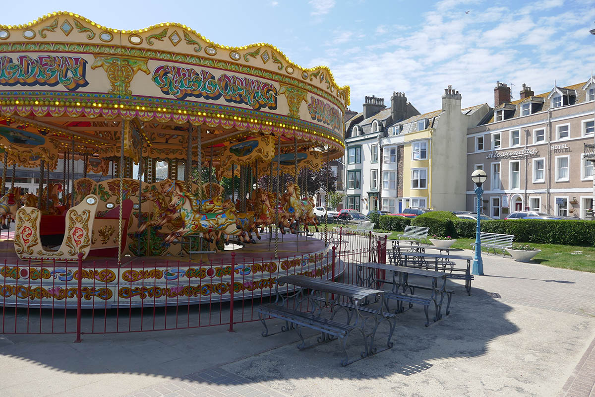 Visiting the Seaside Town of Weymouth in England