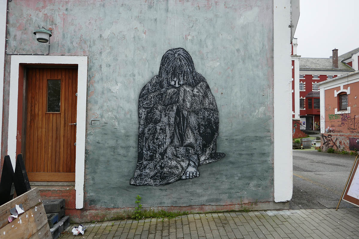 Stavanger in Norway is the City of Street Art