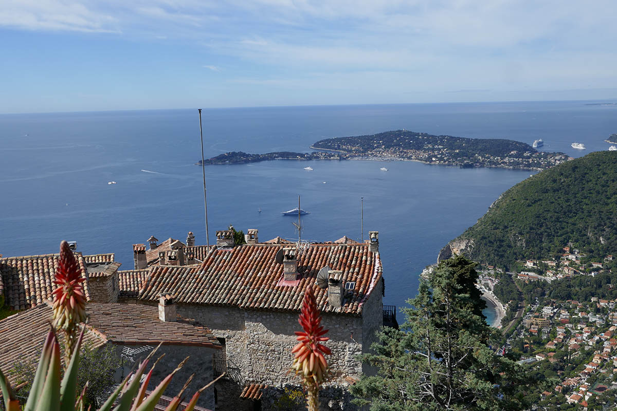 Visiting The Medieval Village of Eze